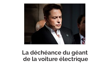 La déchéance du géant de la voiture électrique