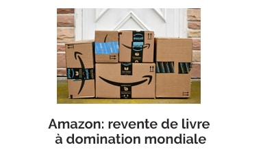 Amazon: revente de livre à domination mondiale
