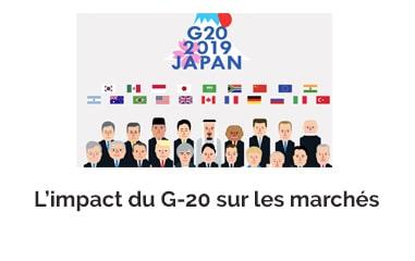 L'impact du G-20 sur les marchés